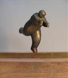 Little Runner by william cramer, Sculpture, Bronze